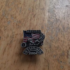 Other - Sturgis 2004 pin